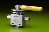 New Locking Device Improves Security of Severe Duty Ball Valves