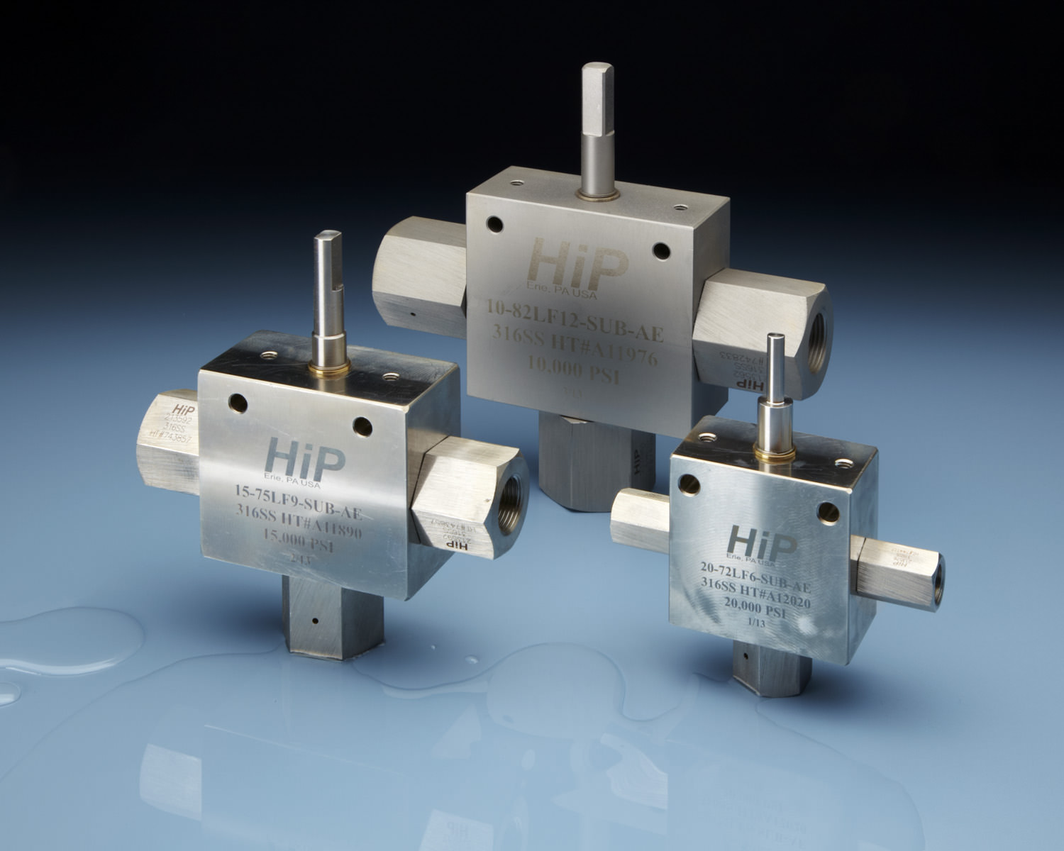 Complete Line of Subsea Ball Valves Available from High Pressure Equipment