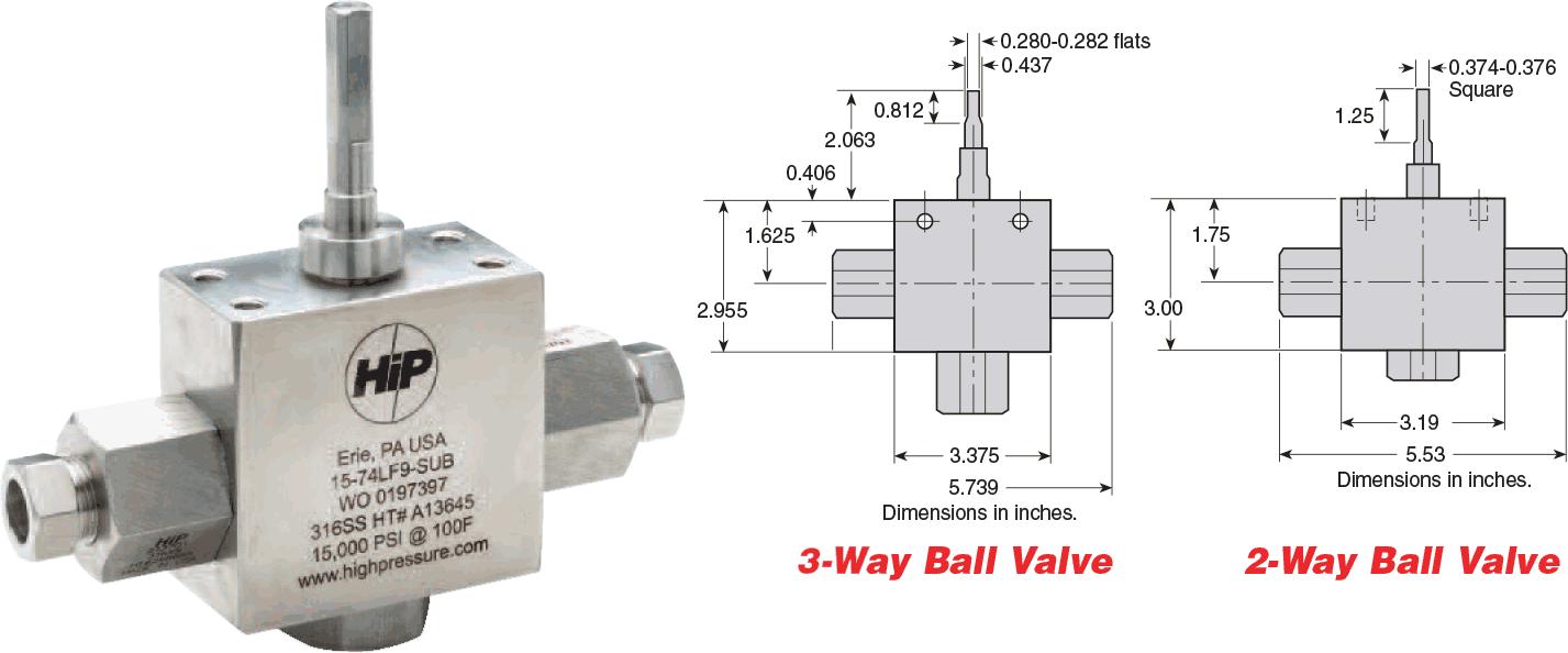 Subsea Ball Valves High Pressure Company