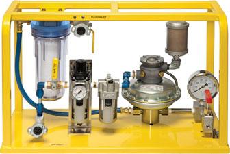 Sprague Power Units | High Pressure Company