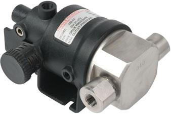 Sprague Air Driven Pumps | High Pressure Company