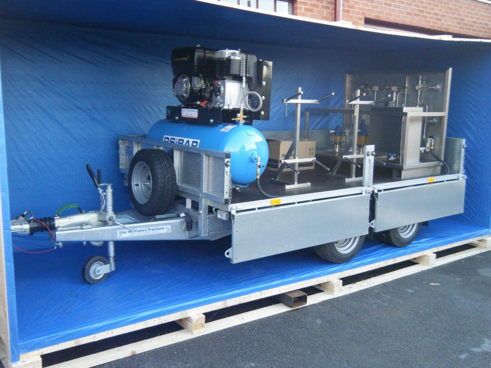 Bespoke Pressure Equipment | High Pressure Company