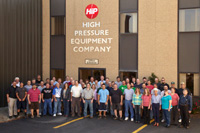 High Pressure Equipment Company Celebrates Move to New, Expanded Manufacturing Facility